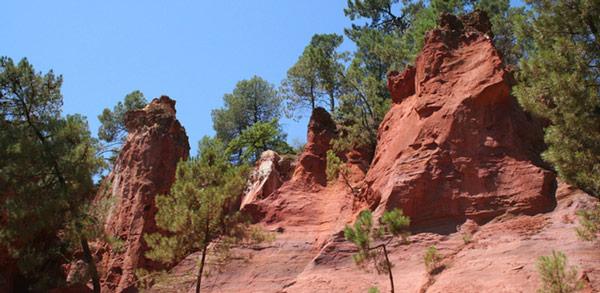 Luberon Regional Nature Park