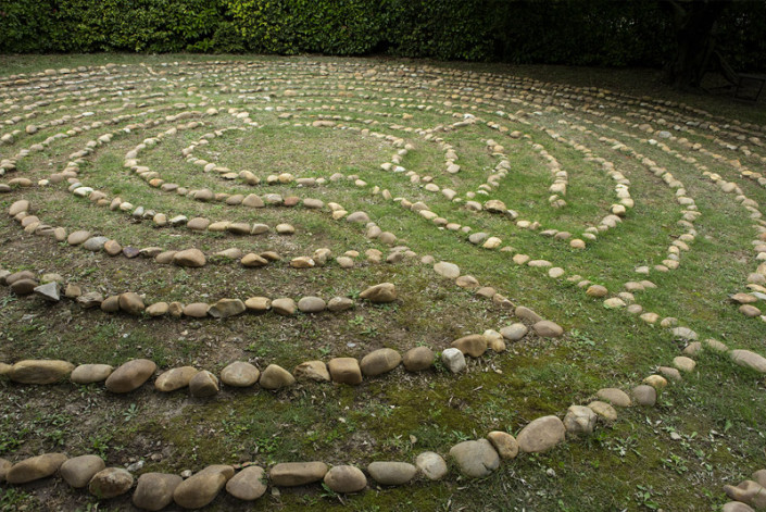 Labyrinth - photo by Paul Dougan